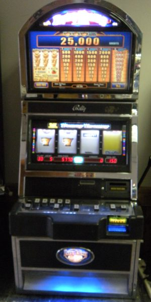 Penny Frenzy slot machine