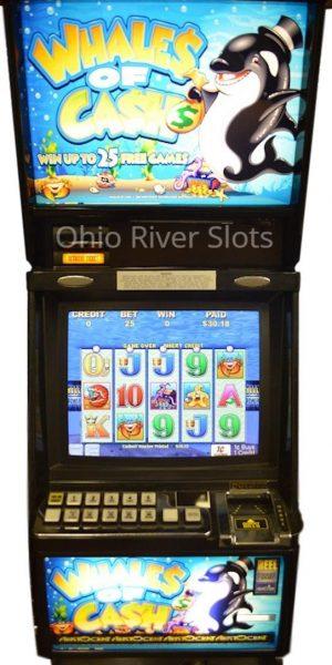 Whales of Gash slot machine