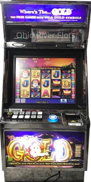 Where's the Gold slot machine