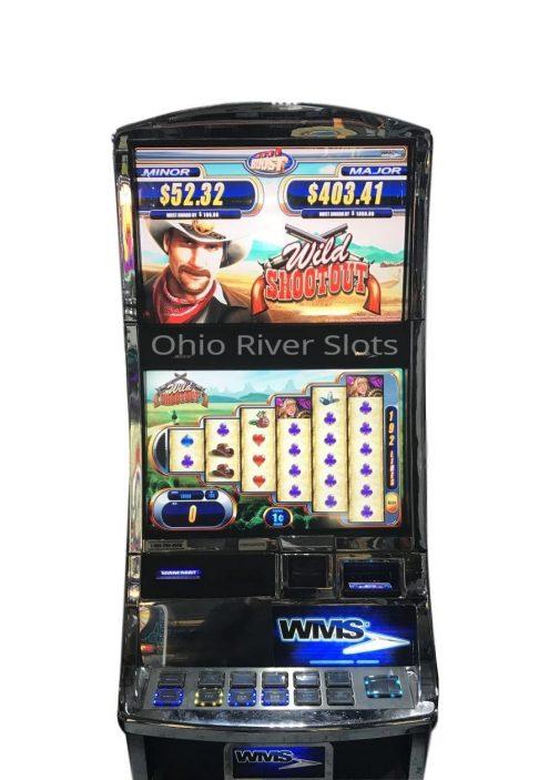 Wild Shootout slot machine