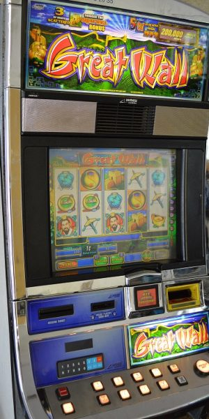 Great Wall slot machine