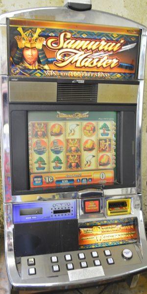 Samurai Master slot machine