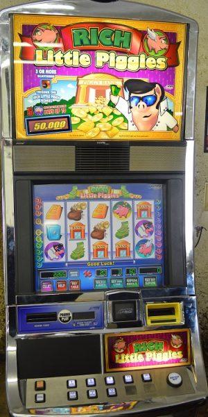Rich Little Piggies slot machine