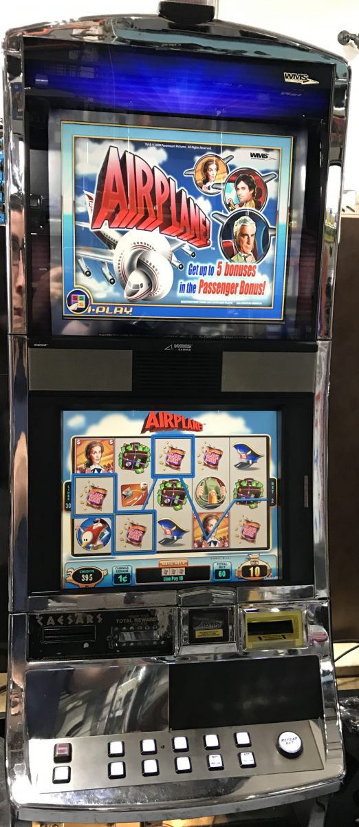 airplane slot machine online