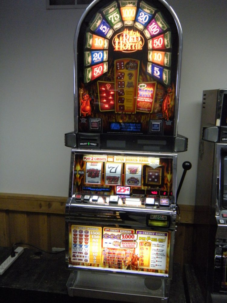 Barcrest Slot Machine