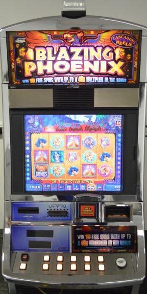 Blazing Phoenix slot machine