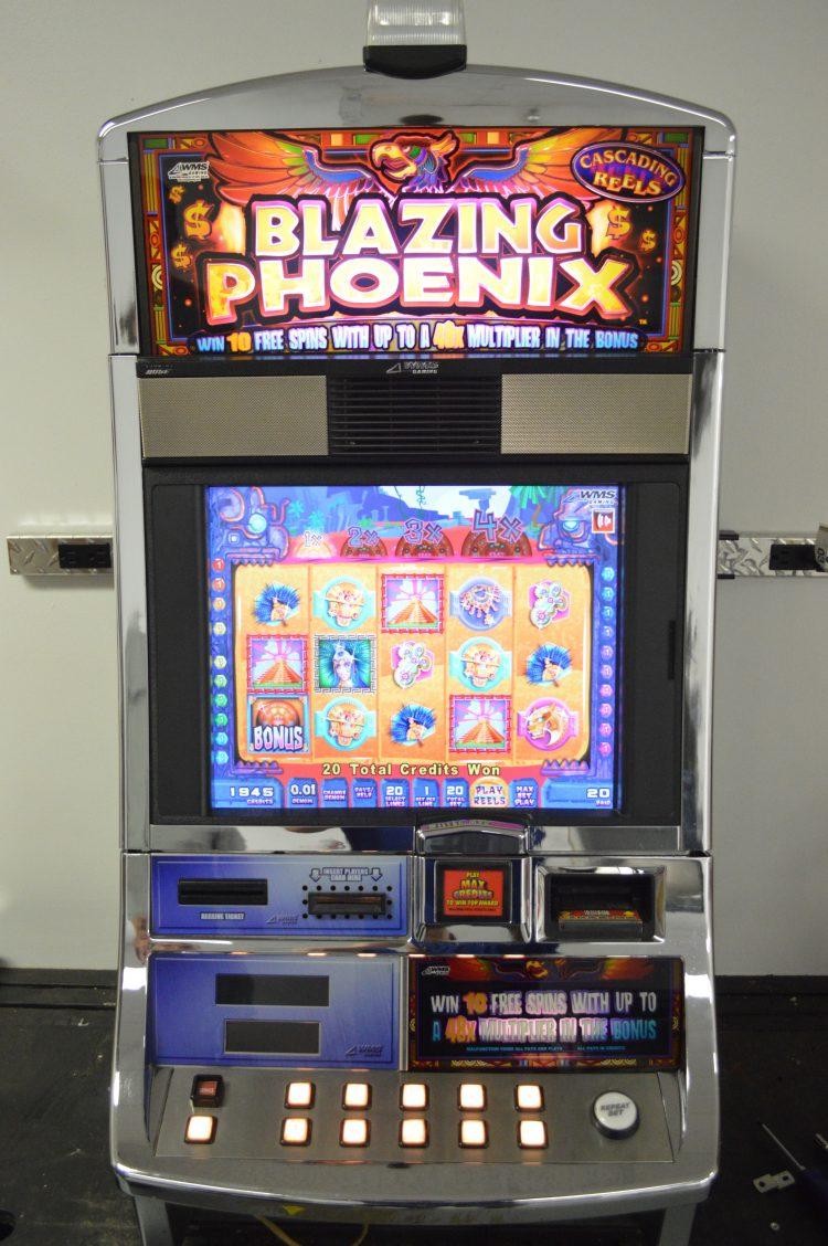 98 mld slot machine
