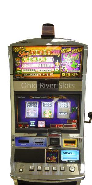 Extra Extra Lucky slot machine
