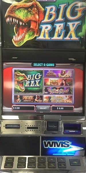 Game Chest slot machine