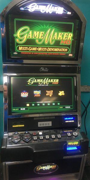 Bally Gamemaker HD