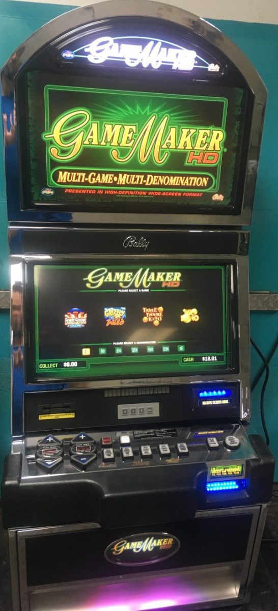 Bally Gamemaker HD
