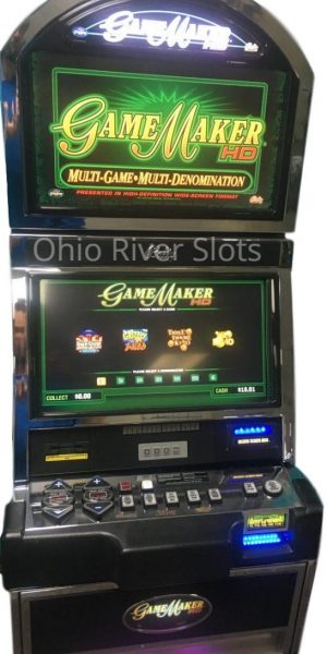 Gamemaker HD slot machine