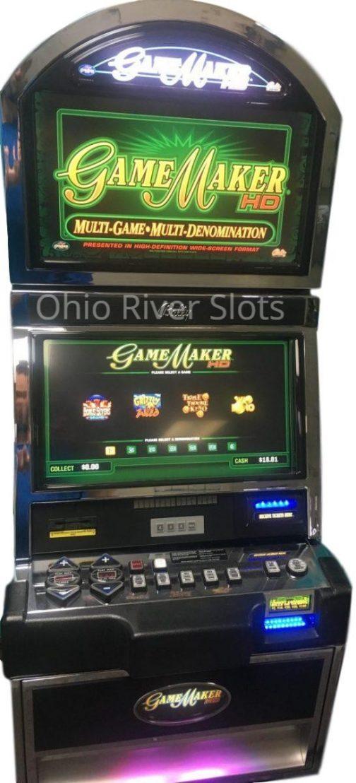Gamemaker HD slot machine