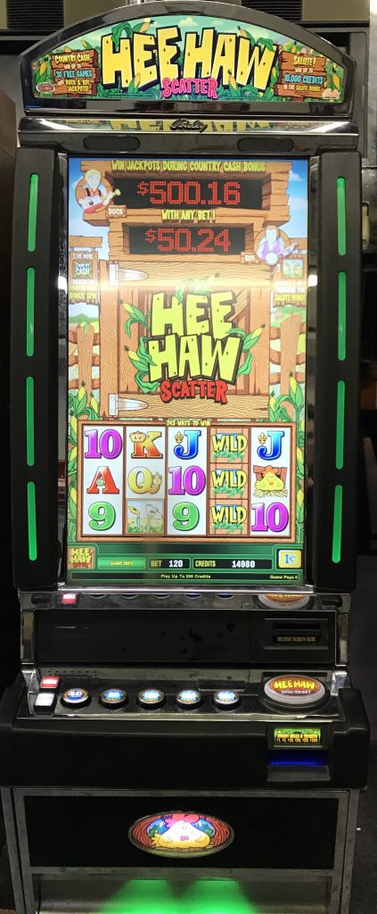 Bally V32 Hee Haw Ohio River Slots