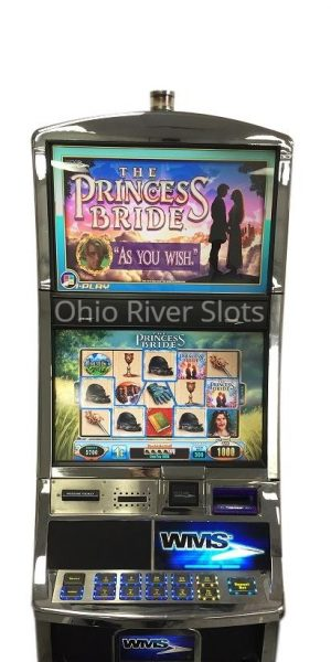Princess Bride slot machine