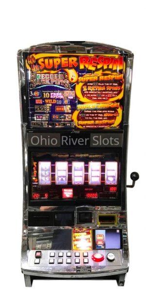 Record Jackpot slot machine