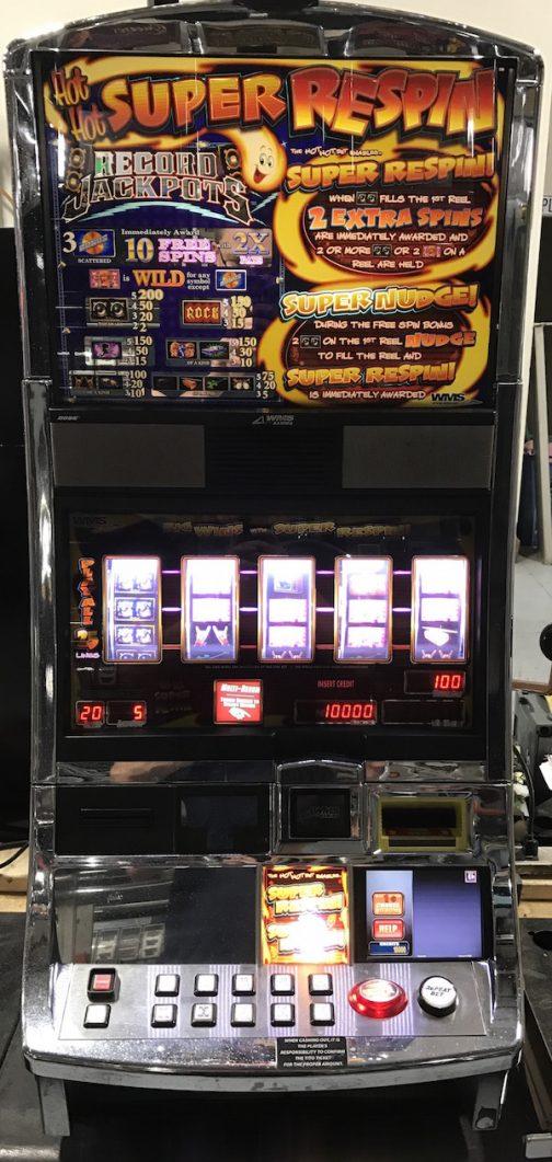 Record Jackpots slot machine