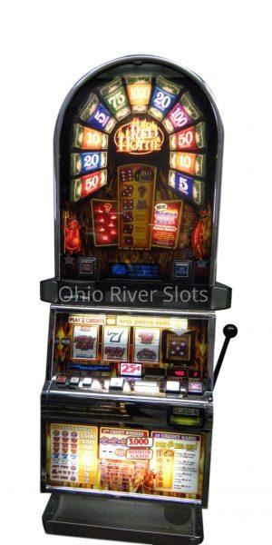 Red Hottie slot machine