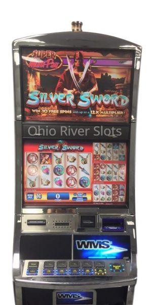 Silver Sword slot machine