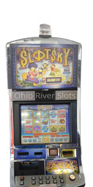 Slotsky slot machine