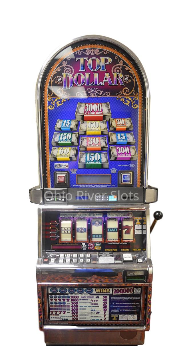 Reel Slot Machine