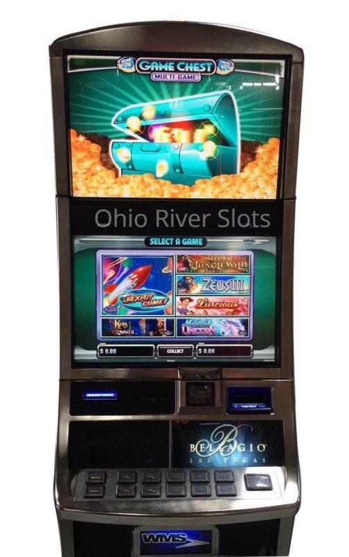 Game Chest slot machine