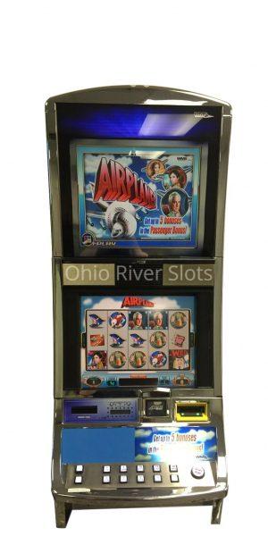 Airplane slot machine