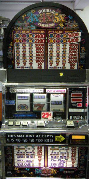 2x3x4x pay slot machine