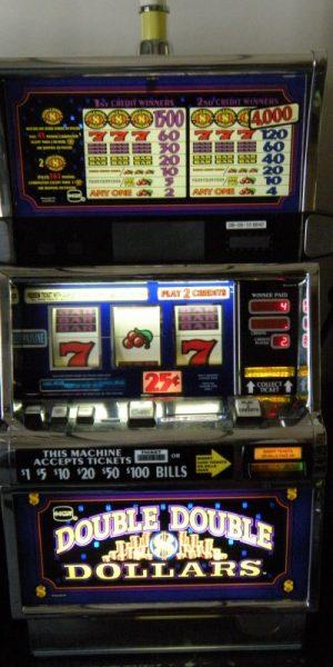 Double Double Dollars slot machine