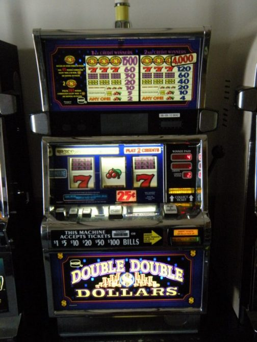 Double Double Dollars slot machine