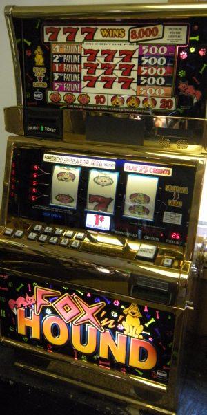 Fox N Hound slot machine