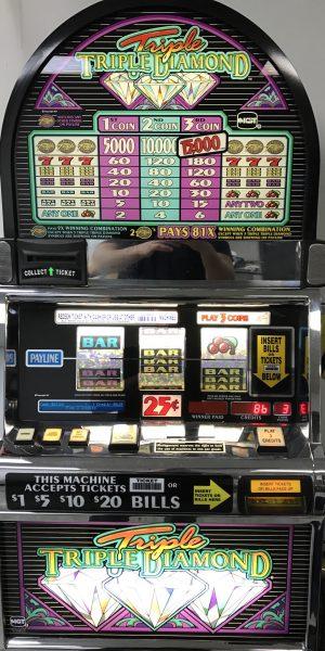 Triple Triple Diamond slot machine