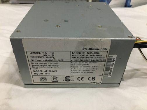 WMS power supply