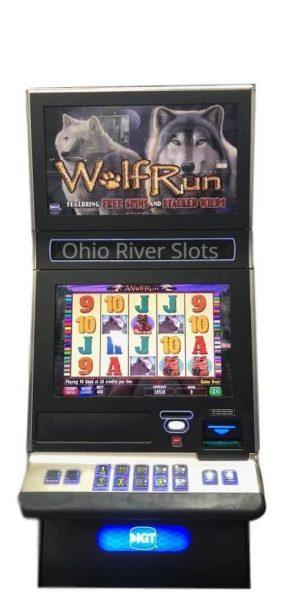 Wolf Run slot machine