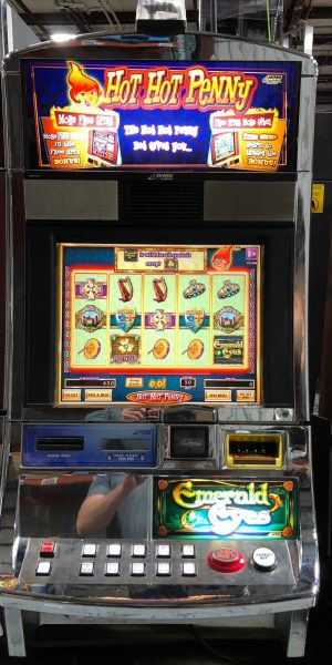 Hot Hot Penny slot machine