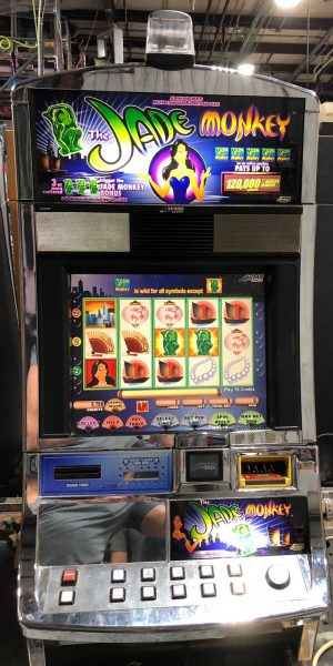 Jade Monkey slot machine