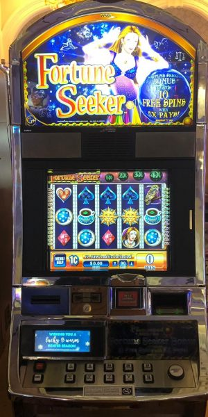 Fortune Seeker slot machine