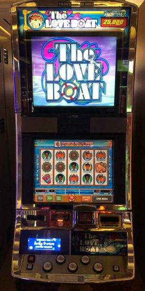 Love Boat slot machine