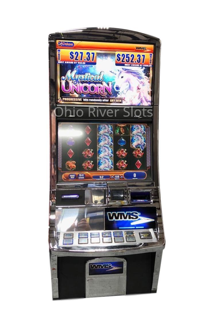 Mystic Nile Slot Machine