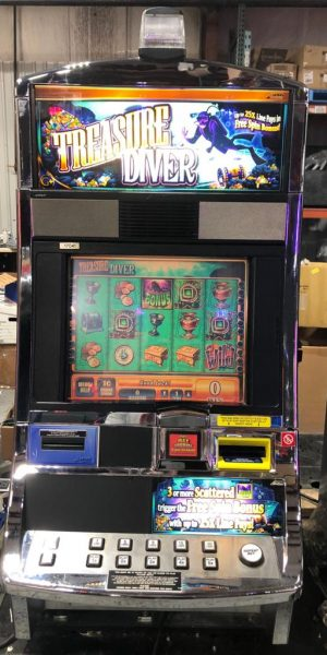 Treasure Diver slot machine