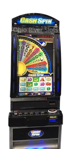 Cash Spin slot machine