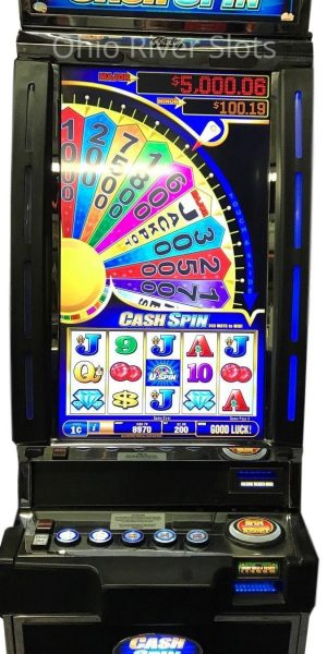Cash Spin slot machine