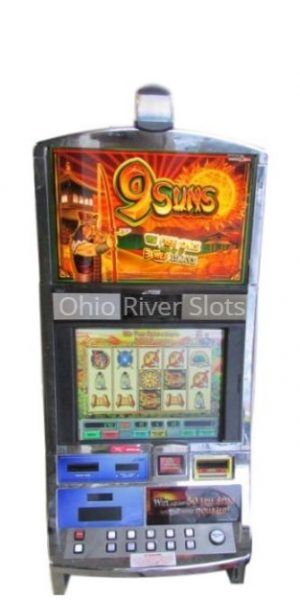 9 Suns slot machine