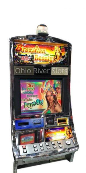 Brazilian Beauty slot machine