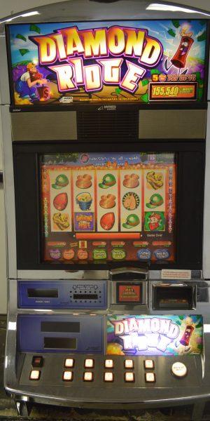 Diamond Ridge slot machine