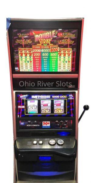 Double Strike slot machine
