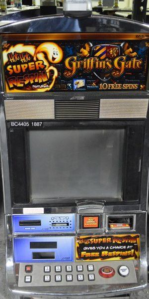Griffin's Gate slot machine