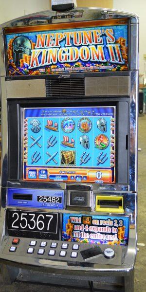 Neptune's Kingdom II slot machine