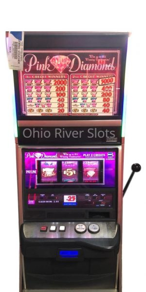 Pink Diamond slot machine