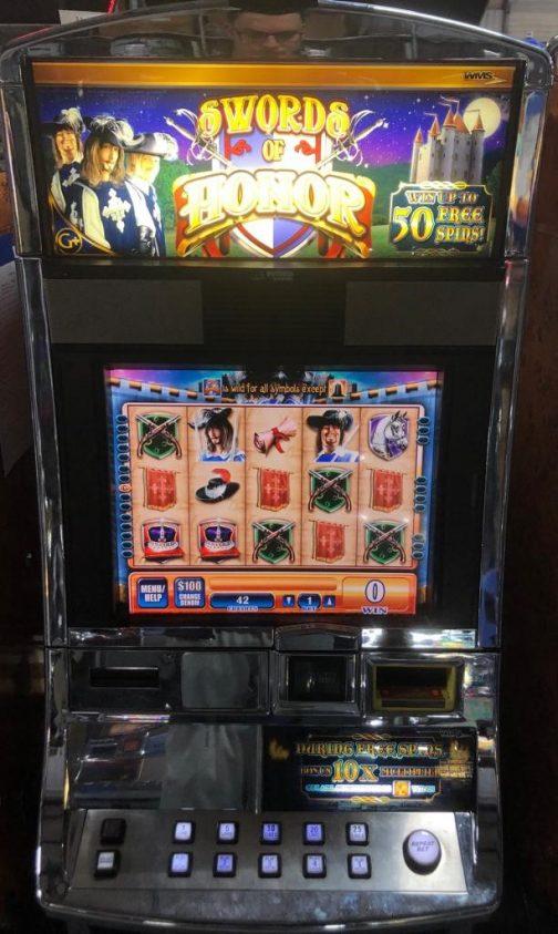 Swords of Honor slot machine